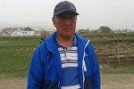 Нарын облусуна караштуу Ат-Башы районунун Талды-Суу айыл өкмөтүнүн башчысы Улан Бердигулов