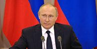 Лаврову объявим выговор, не раскрыл нам секретов Трампа — шутка Путина