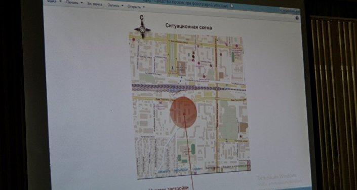 В Бишкекглавархитектуре прошли общественные слушания по проекту застройки в небольшом квартале, ограниченном улицами Фатьянова, Льва Толстого и Тыныстанова
