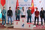 Бишкекте Түрк кеңешине кирген өлкөлөрдүн жогорку окуу жайларынын студенттери спорттун алты түрү боюнча күч сынашууда