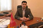 Маданият, маалымат жана туризм министрлигинин Маданий мурастарды сактоо жана өнүктүрүү башкармалыгынын башчысы Ринат Бакеев