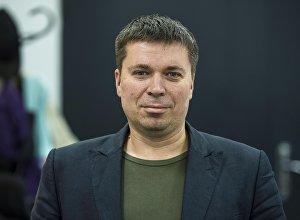 Корреспондент информационного агентства и радио Sputnik Кыргызстан Вадим Осадченко. Архивное фото