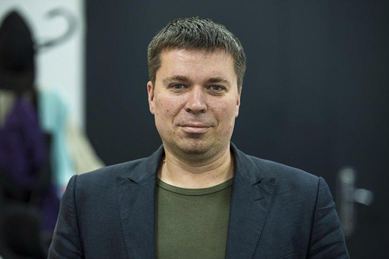 Корреспондент информационного агентства и радио Sputnik Кыргызстан Вадим Осадченко