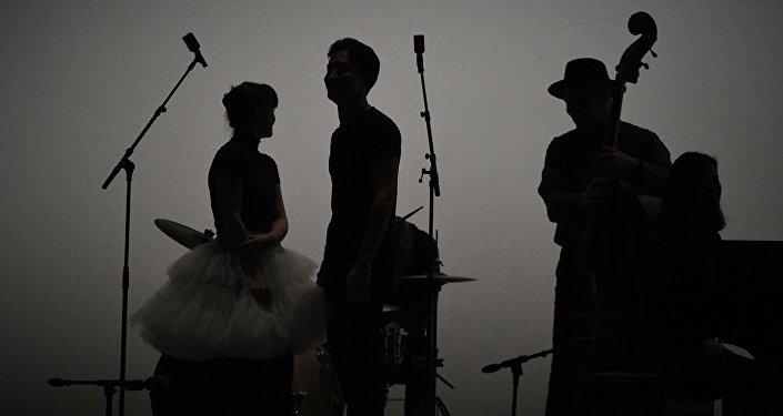 Музыканты. Архивное фото