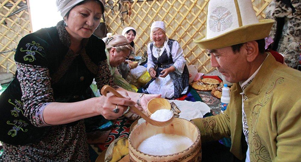 Кымыз фестивалы. Архив