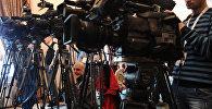 Журналисты. Архивное фото