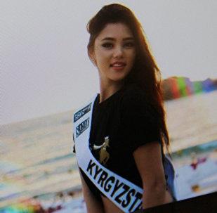 Кыргызстанка Алина Пирматова, которая завоевала титул Юная Мисс Мира на международном конкурсе красоты Miss Asia World — 2017 в Ливане, фото со страницы Instagram пользователя alina_pirmatova