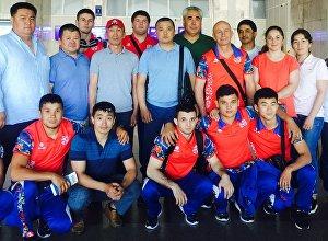 Кытайдагы дзюдо боюнча Азия биринчилигине кыргызстандык 10 спортчу катышат