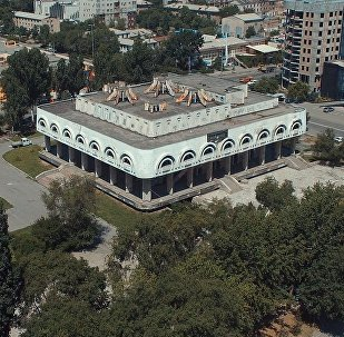 Взгляните на ресторан Нарын и попрощайтесь — здание снесут
