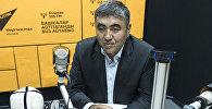 Бишкек шаарынын казысы болуп дайындалган Замир Ракиев. Архив