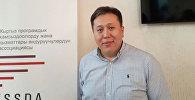 Председатель Кыргызской ассоциации разработчиков программного обеспечения Азис Абакиров. Архивное фото