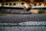 Капли дождя. Архивное фото