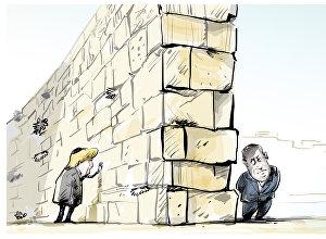 А где Нетаньяху?