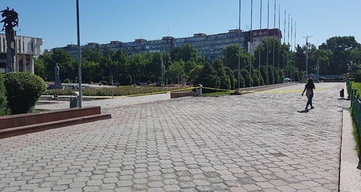Хлопок уфилармонии— ГКНБ обезвредил муляж взрывного устройства