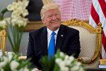 АКШ президентти Дональд Трамптын архивдик сүрөтү