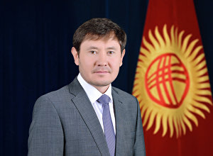 Заместитель министра культуры, информации и туризма КР Фархад Бекманбетов. Архивное фото