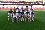 Юниорская сборная Кыргызстана по футболу (до 16 лет). Архивное фото