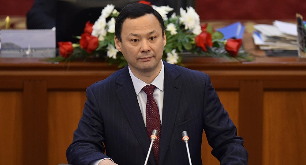 Депутат Руслан Казакбаев. Архивдик сүрөт