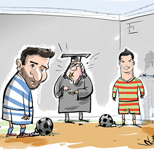 Футбольных инопланетян посадят за решетку?