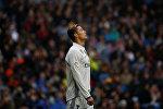Реал Мадрид футбол клубунун жана Португалиянын курама командасынын чабуулчусу Криштиану Роналдунун архивдик сүрөтү