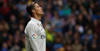 Архивное фото футболиста ФК Реал Мадрид Криштиану Роналду
