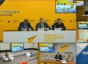 Развитие книжной индустрии обсудили в пресс-центре Sputnik Кыргызстан