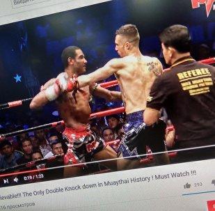 Youtube видеохостингинен MAX Muay Thai Official каналынан тартылган сүрөт