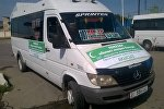 Микроавтобусы маршрута №107 в Оше будут бесплатно возить пассажиров во время месяца Рамазан