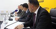 Пресс-конференция Как восстановить легкие Бишкека — о планах озеленения столицы