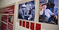 Открытие музей-мастерской знаменитого художника и актера Суймонкула Чокморова в Бишкеке