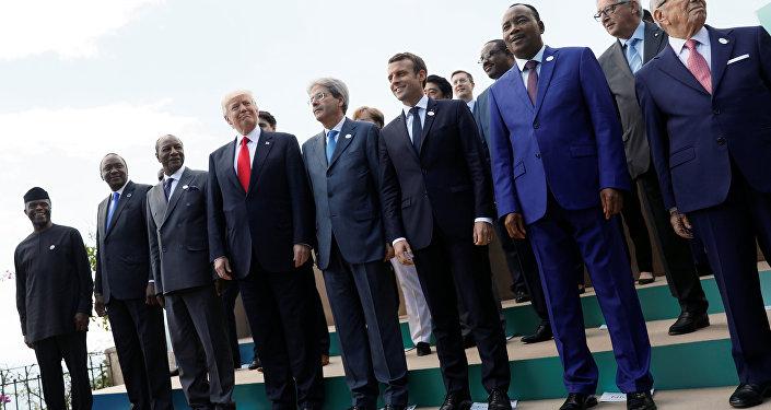 США при Трампе потеряли статус ведущей державы— руководитель МИД Германии