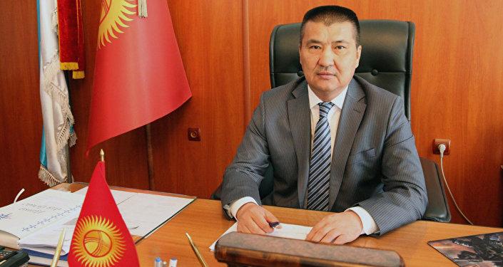 Мэр города Ош Айтмамат Кадырбаев