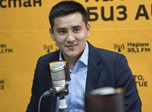 Абиров Жаныбек Болотбекович