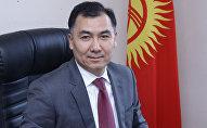 Экс-депутат ЖК V созыва Равшан Жээнбеков. Архивное фото