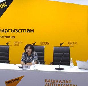 Отношения детей и родителей обсудили в пресс-центре Sputnik Кыргызстан