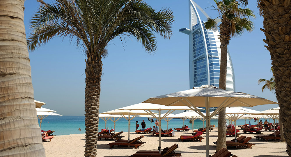 Дубай. Архив
