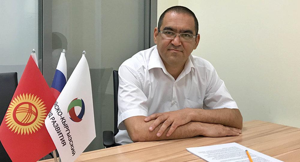 Руководитель службы кредитной и инвестиционной деятельности РКФР Эрмек Абласов