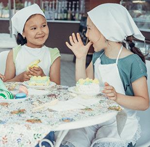 Дети Кыргызстана 100 лет назад и сегодня