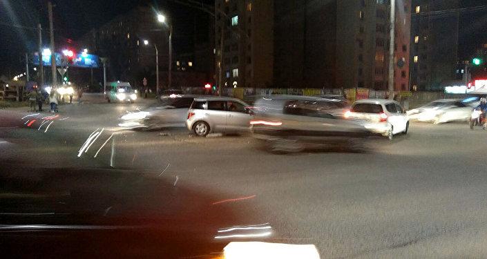 Жол кырсык 21.30дар чамасында Ахунбаев менен Тыналиев көчөлөрүнүн кесилишинде катталган.