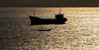 Корабль. Архивдик сүрөт
