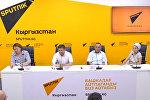 Работу автошкол обсудили в пресс-центре Sputnik Кыргызстан