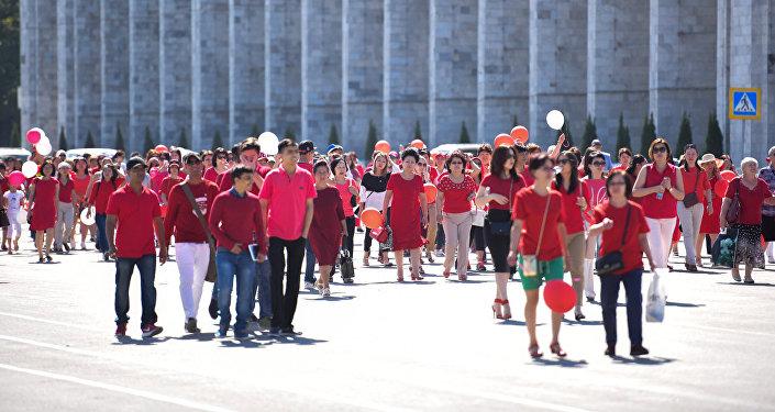 Кыргызстан аялдардын саламаттыгына кам көргөн Go red for women дүйнөлүк кыймылына кошулган.