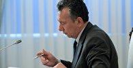 Руководитель аппарата президента Кыргызстана Фарид Ниязов. Архивное фото