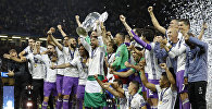 Футбол. Лига чемпионов. Финал. Матч Ювентус - Реал Мадрид