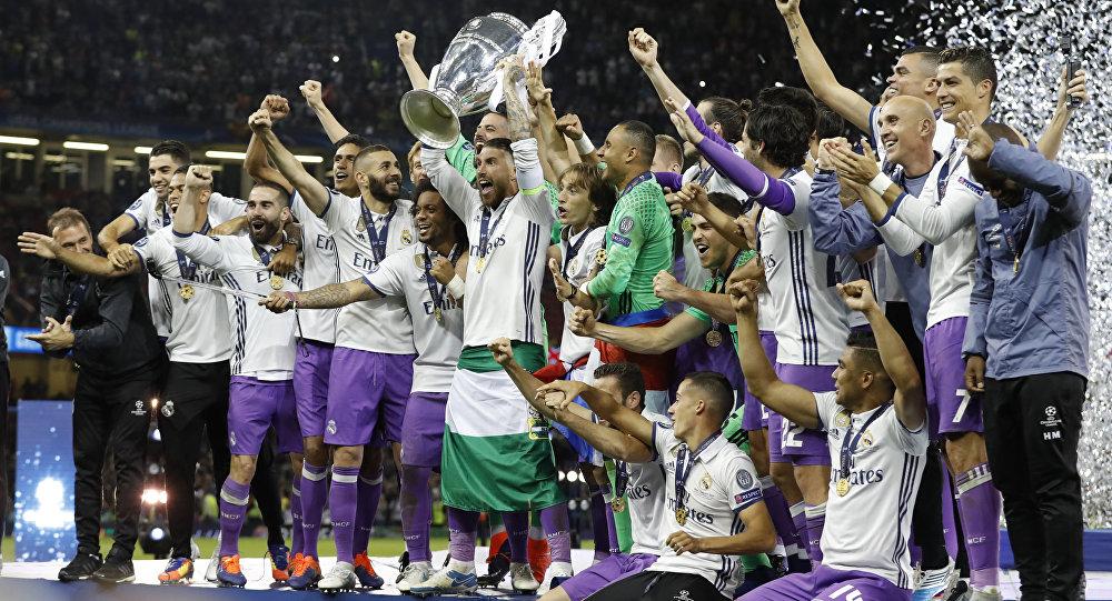 Реал ювентус число лига чемпион