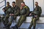 НАТОнун аскер кызматкерлери. Архив