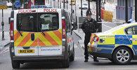 Лондондогу полиция кызматкери. Архивдик сүрөт