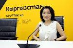 Депутат ЖК Эльвира Сурабалдиева