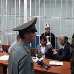 Сотто отурган Жапаров. Ал кишини барымтага алган деп айыпталып, 11 жыл 6 айга кесилген