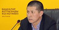Бишкек мэриясынын шаардык транспорт башкармалыгынын башчысынын орун басары Нурлан Атыканов